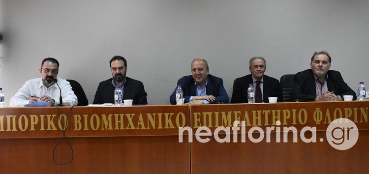 Συζήτηση υποψηφίων δημάρχων Φλώρινας στο Επιμελητήριο (video)