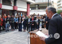 Η κεντρική ομιλία του υποψηφίου δημάρχου Φλώρινας Δημήτρη Φαρμακιώτη (video, pics)