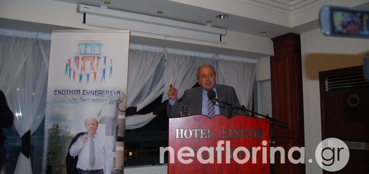 Η κεντρική προεκλογική ομιλία του Στάθη Κωνσταντινίδη (video, pics)