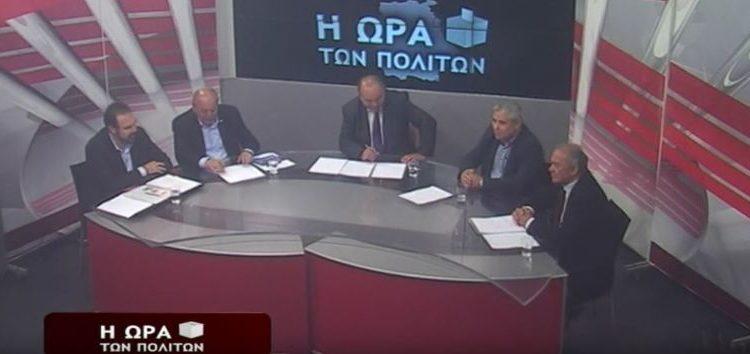 Το debate των υποψήφιων δημάρχων Φλώρινας στην τηλεόραση του Flash (video)