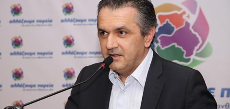 Μεγάλη νίκη και εκλογή του Γιώργου Κασαπίδη στην Περιφέρεια Δυτικής Μακεδονίας