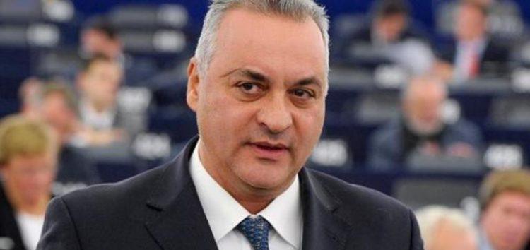 Στη Φλώρινα ο υποψήφιος ευρωβουλευτής της Νέας Δημοκρατίας Μανώλης Κεφαλογιάννης