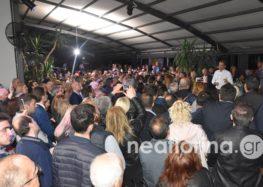 Κυριάκος Μητσοτάκης από τη Φλώρινα: «Καμία ψήφος χαμένη – Πάμε να κάνουμε τη Ν.Δ. κυρίαρχη» (videos, pics)