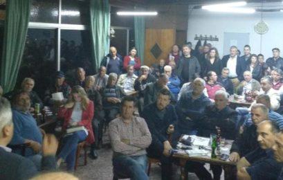 Τριπόταμο, Παπαγιάννη και Ιτέα επισκέφτηκε ο υπoψήφιος δήμαρχος Φλώρινας Στέφανος Μπίρος (pics)