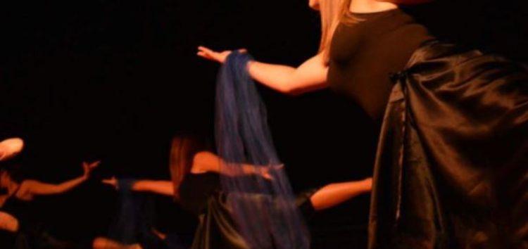 Παράσταση του Χοροθεάτρου της Λέσχης Πολιτισμού Φλώρινας