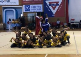 Επίδειξη ρυθμικής γυμναστικής «Πατουλίδεια 2019» της Ευξείνου Λέσχης Φλώρινας