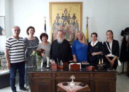 Ελληνικός Ερυθρός Σταυρός: Συναντήσεις γνωριμίας του νέου Διοικητικού Συμβουλίου του Περιφερειακού Τμήματος Φλώρινας