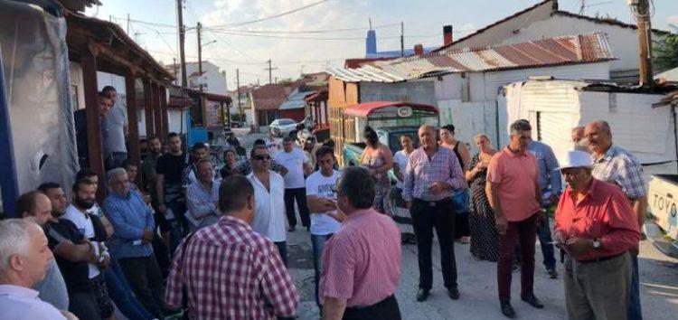 Από τις επισκέψεις του υποψήφιου βουλευτή Φλώρινας Γιάννη Βοσκόπουλου (pics)