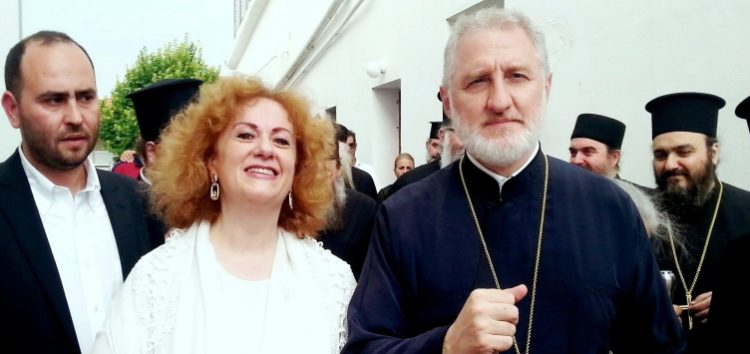 Κατευόδιο στον Αρχιεπίσκοπο Αμερικής κ. Ελπιδοφόρο