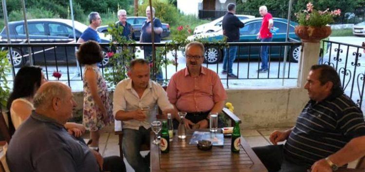 Από τις επισκέψεις και συναντήσεις του υποψήφιου βουλευτή Φλώρινας Γιάννη Βοσκόπουλου (pics)