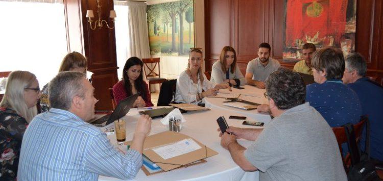 Η 2η συνάντηση εργασίας του έργου Combine2protect (pics)