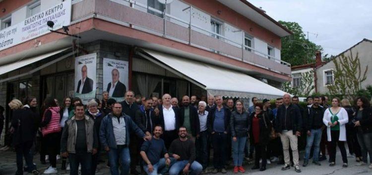 Επανεξελέγη δήμαρχος Πρεσπών ο Παναγιώτης Πασχαλίδης