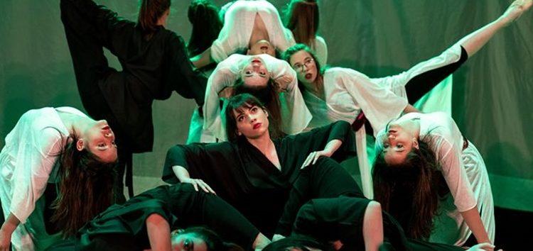 Εικόνες από την παράσταση του Χοροθεάτρου της Λέσχης Πολιτισμού Φλώρινας (pics)