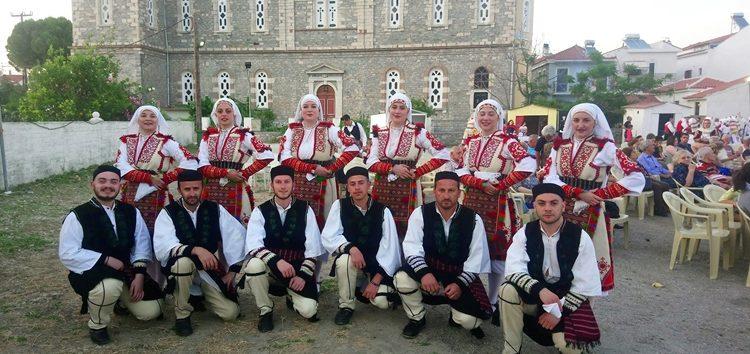 Σε Φεστιβάλ στη Σάμο το τμήμα Εθνογραφίας και Χορού του «Αριστοτέλη» (pics)