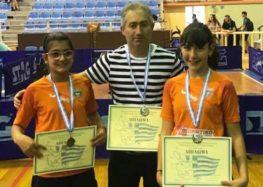 Σπανού και Μάλο πρωταγωνίστησαν με 3 και 2 μετάλλια αντίστοιχα