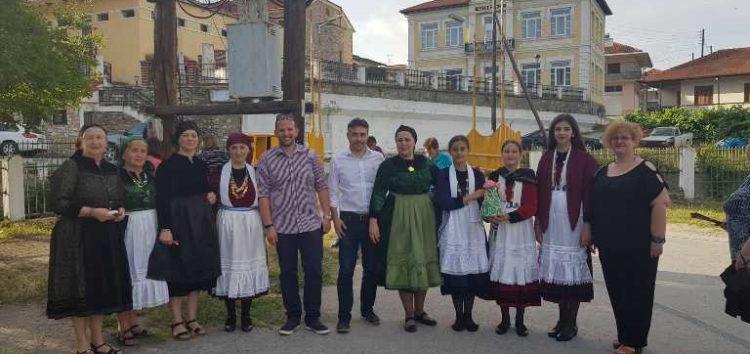 Από το Φλάμπουρο ξεκίνησε ο υποψήφιος βουλευτής Πέτρος Κωσταρέλλης με το Κίνημα Αλλαγής – ΠΑΣΟΚ