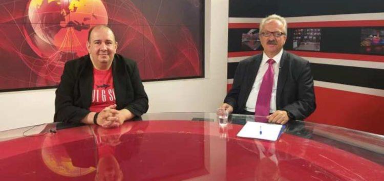 Συνέντευξη του υποψήφιου βουλευτή Γιάννη Βοσκόπουλου στο WEST (video)