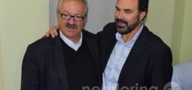 Ο Γιάννης Βοσκόπουλος για την εκλογή του νέου δημάρχου Φλώρινας Βασίλη Γιαννάκη (video)