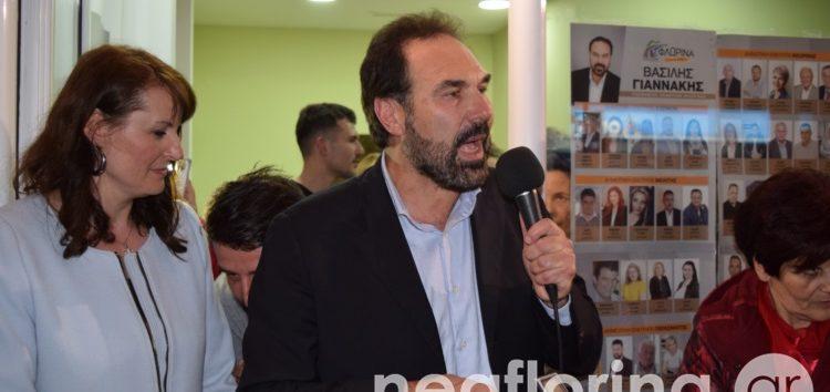 Νέος δήμαρχος Φλώρινας ο Βασίλης Γιαννάκης