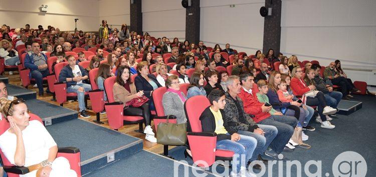 Βράβευση μαθητών και μαθητριών της Φλώρινας από την Ελληνική Μαθηματική Εταιρεία (video, pics)