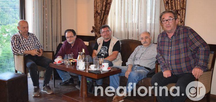 Λαϊκή συνέλευση του ΣΥΡΙΖΑ στη Φλώρινα με στόχο «να αποτραπεί η επέλαση του φιλελευθερισμού και των ακροδεξιών συμμάχων του» (video, pics)