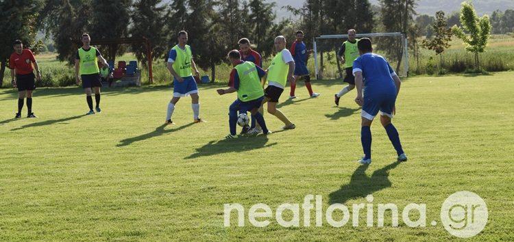 Ξεκίνησε το 12ο τουρνουά ποδοσφαίρου της Ένωσης Αστυνομικών Υπαλλήλων Φλώρινας (video, pics)