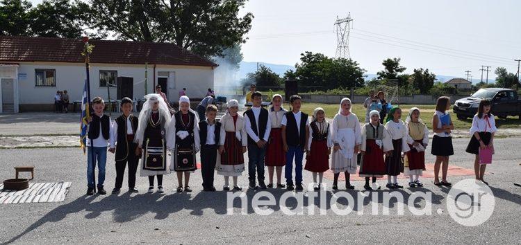 Αναπαράσταση παραδοσιακού γάμου στο δημοτικό σχολείο Ιτιάς (video, pics)