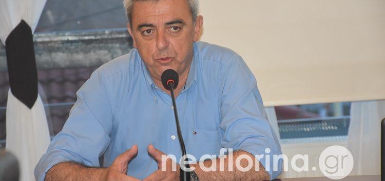 Την υποψηφιότητά του ανακοίνωσε ο Ιωάννης Μίσκας (video, pics)