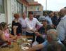Επίσκεψη του υποψήφιου βουλευτή Στέλιου Μαυρίδη στο Αμμοχώρι