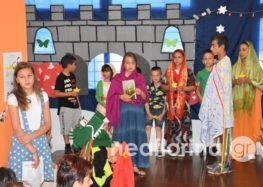 Θεατρική παράσταση στο δημοτικό σχολείο Άνω Καλλινίκης (video, pics)