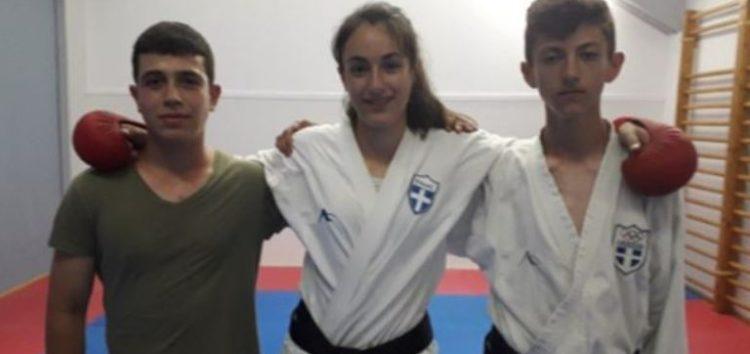 Με τρεις αθλητές στην Κροατία η Ακαδημία Μαχητικών Τεχνών «Αμύντας»