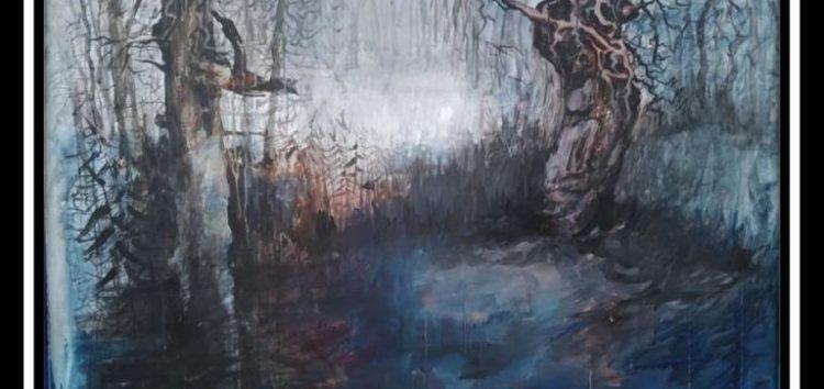 Η τρίτη ατομική έκθεση ζωγραφικής του Αντώνη Μπαλάκα