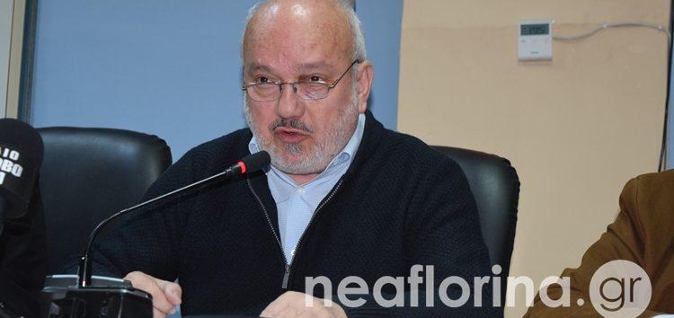 Μήνυμα του Κώστα Θεοδωρίδη για το αποτέλεσμα των εκλογών στον δήμο Αμυνταίου