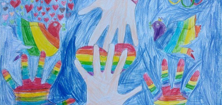 Νέα διάκριση για το Παιδικό Τμήμα του Εικαστικού Τμήματος της Λέσχης Πολιτισμού Φλώρινας!
