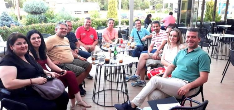 Το νέο Διοικητικό Συμβούλιο του Αριστέα Φιλώτα – Αμυνταίου