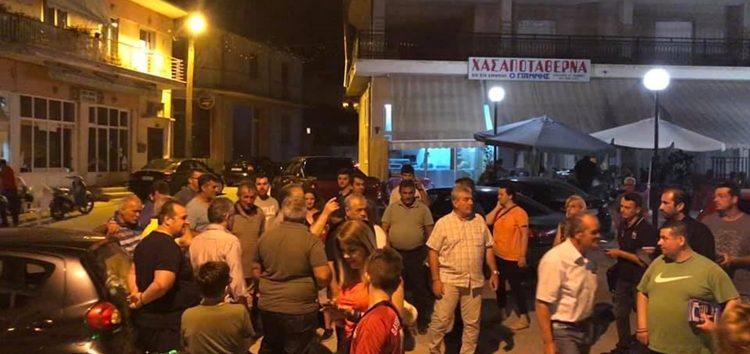 Από τις επισκέψεις του υποψήφιου βουλευτή Γιάννη Βοσκόπουλου σε τοπικές κοινότητες (pics)