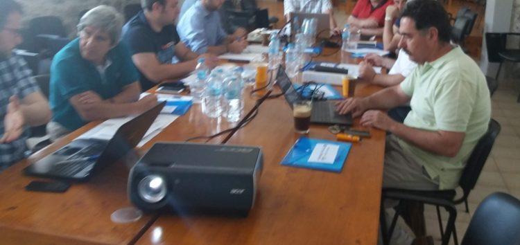 Στην Πρέσπα η 2η συνάντηση του έργου «Smart Water Save» (pics)
