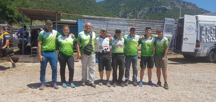 Με 8 αθλητές συμμετείχε η Σκοπευτική Αθλητική Λέσχη Φλώρινας σε πανελλήνιο αγώνα στα Ιωάννινα (pics)