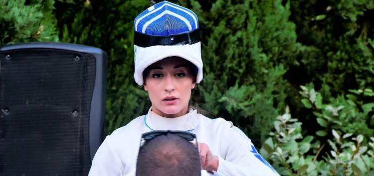 Στους 4 top ξιφομάχους η αθλήτρια της ΓΕΦ Φανή Βαρβέρη