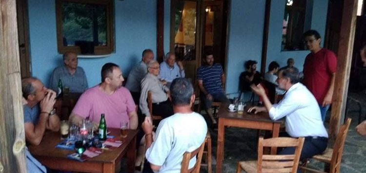 Ολοκληρώθηκαν με επιτυχία οι προεκλογικές επισκέψεις του υποψήφιου βουλευτή Φλώρινας του ΣΥΡΙΖΑ Κώστα Σέλτσα (pics)