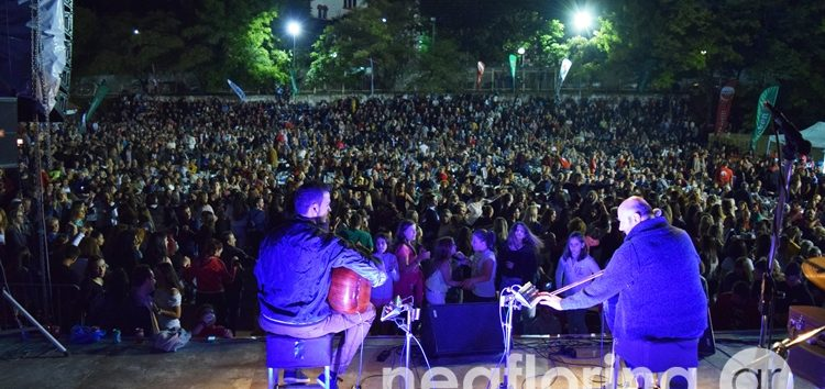 Με τον Νίκο Ζωιδάκη έπεσε η αυλαία του 4ου Meliti Beer Festival (video, pics)