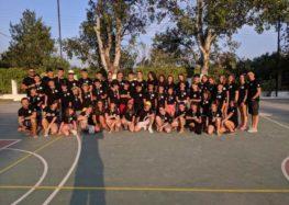 Ολοκληρώθηκε με επιτυχία το 9ο Summer Camp AOF 2019