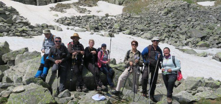 O Φ.Ο.Ο.Φ. συγχαίρει τους Φλωρινιώτες ορειβάτες που κατέκτησαν τα «Ιμαλάια των Βαλκανίων»
