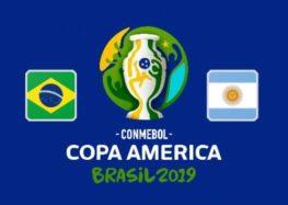 Βραζιλία – Αργεντινή: Σύγκρουση δύο κόσμων