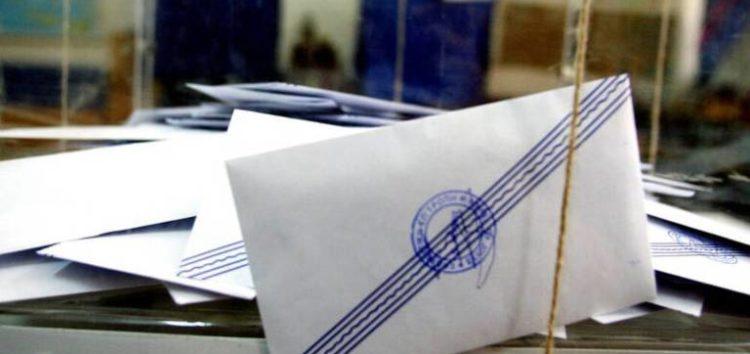 Το αποτέλεσμα στο 53% των εκλογικών τμημάτων της Φλώρινας