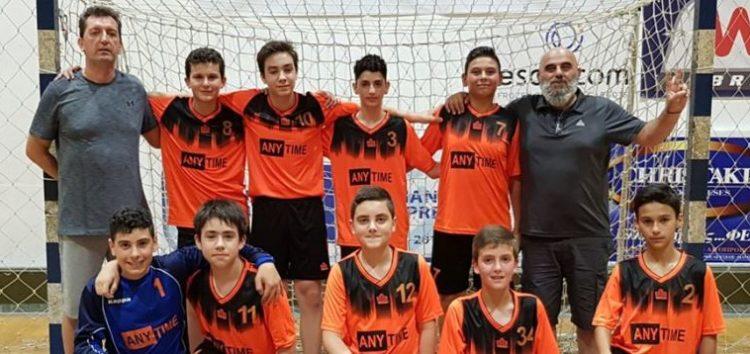 Με τη συμμετοχή του Μ. Αλέξανδρου Φλώρινας ολοκληρώθηκε στην Έδεσσα το πανελλήνιο πρωτάθλημα χάντμπολ  Παμπαίδων Β'