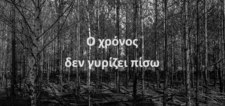 Κοινωνικό μήνυμα για τις δασικές πυρκαγιές (video)