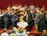 Η τελετή ορκωμοσίας του νέου δημάρχου και του δημοτικού συμβουλίου Αμυνταίου (video)