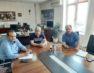 Σύσκεψη του Γιάννη Αντωνιάδη με τους αντιπεριφερειάρχες και στελέχη της Π.Ε. Φλώρινας