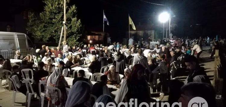 Ολοκληρώθηκαν οι διήμερες εκδηλώσεις στο Μεσονήσι για τον εορτασμό του Δεκαπενταύγουστου (video, pics)
